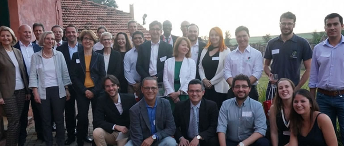 Geplant participa de encontro com delegação suíça no Brasil